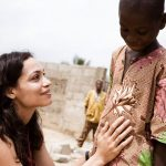 Travel Photography: Sierra Leone, Africa with Rosario Dawson